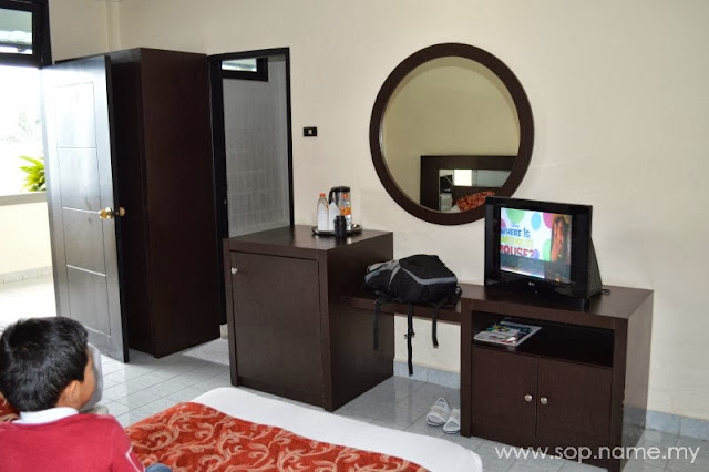 Review Danau Toba International Cottage, Parapat, Medan, Indonesia