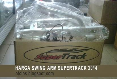 Rincian Harga Swing Arm Supertrack Terbaru 2015