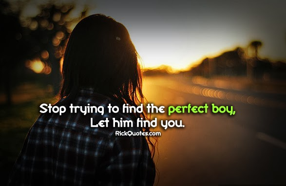 Alone Quotes | Perfect Boy Let Him Find You