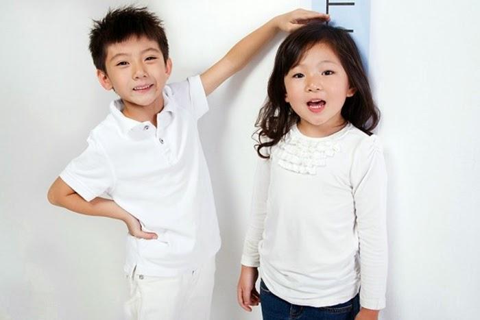 Bảng cân nặng và chiều cao chuẩn cho trẻ 0 - 5 tuổi