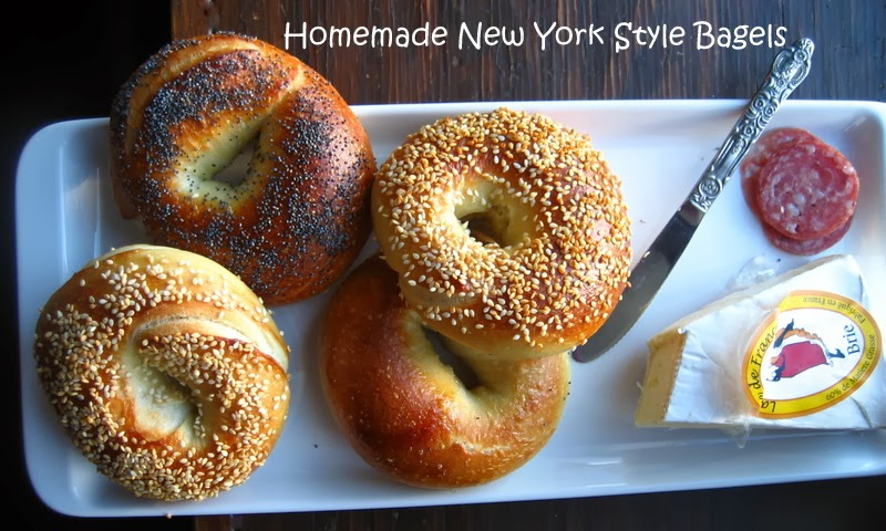 Home Cooking In Montana: New York Style Bagels... Peter Reinhart.