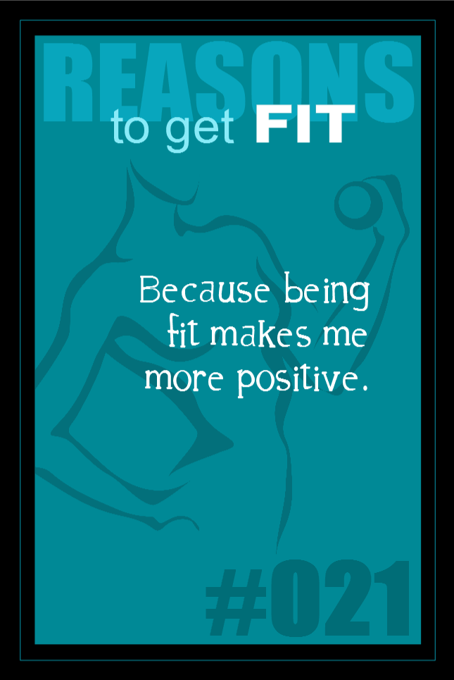 365 Reasons to Get Fit #021