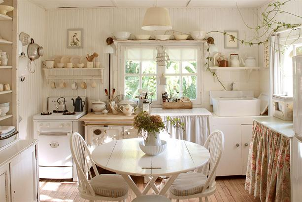 Brocante Keuken Maken : Shabby Chic Kitchen Ideas