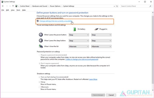 Cara Mengaktifkan Opsi Hibernate di Windows 10