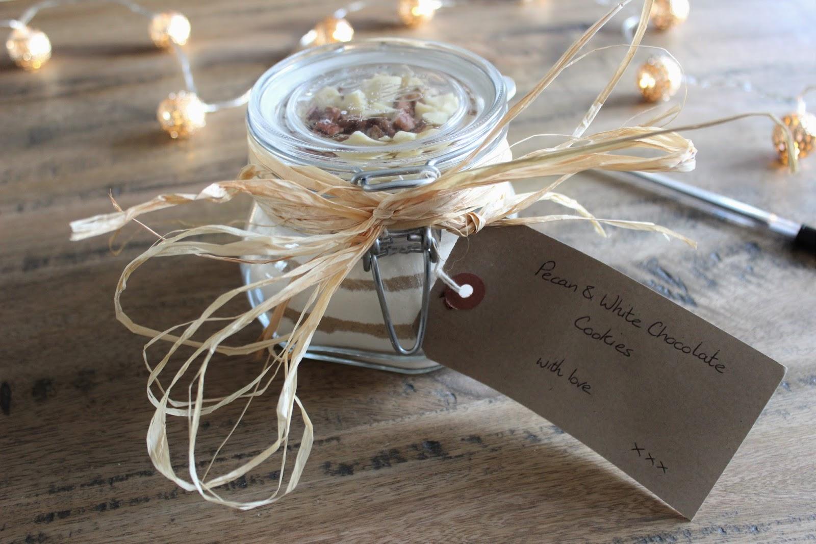 cookie mix in jar
