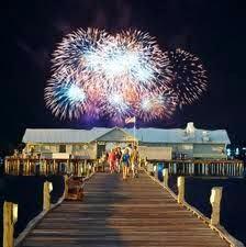 Fireworks Anna Maria Island