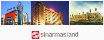 Lowongan SINAR MAS LAND Jakarta Desember 2013