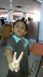 My Boy..Asyraf Zahir