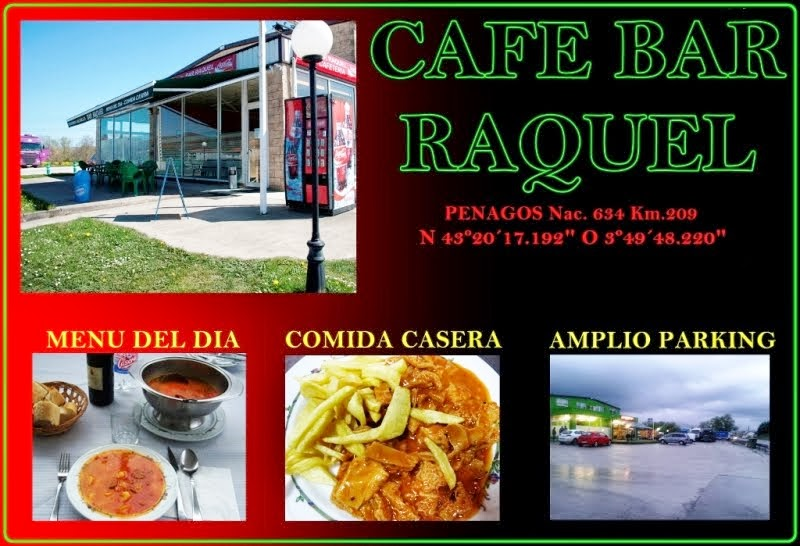 CAFE BAR RAQUEL