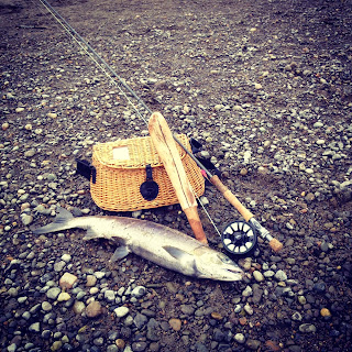 Zach 39 s ultralight outdoor blog fly fishing for south for Puget sound fly fishing