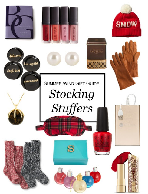 Holiday Stocking Stuffers for her under $50