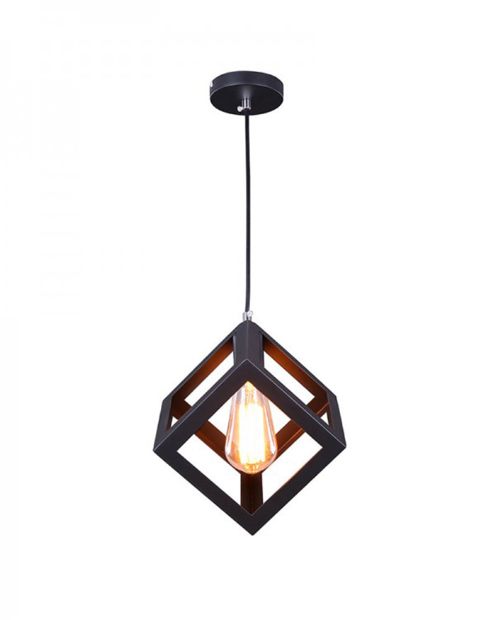 http://www.parrotuncle.com/industrial-style-matte-black-cubic-framed-pendant-light-cy-cyddzft.html