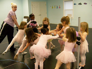 5 year old charlotte nc dance classes