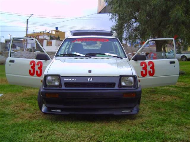 Foto Suzuki Forsa 86