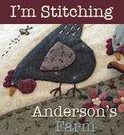 Anderson's Farm - mein erster Button-Club