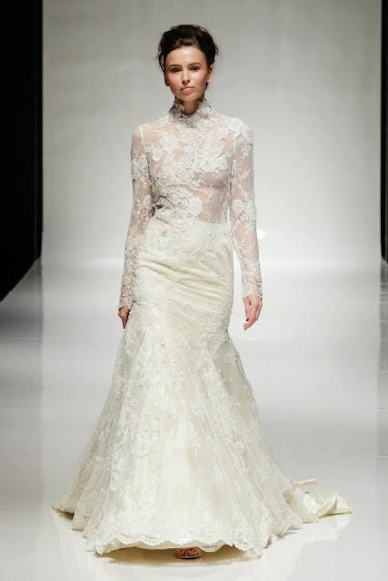 Gorgeous Anna Romysh Wedding Dresses