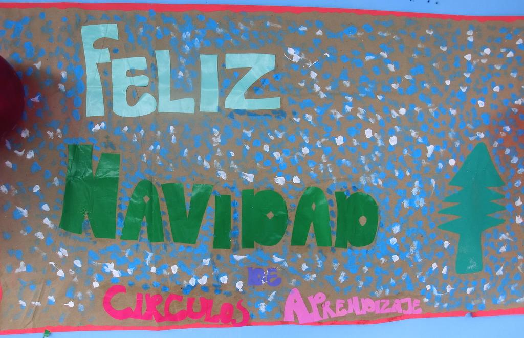 Kolumbjana: Ein Truck voller Geschenke
