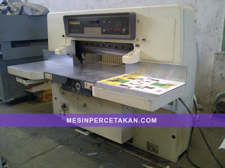 NAGAI 92 | Paper Cutter Machine JAPAN