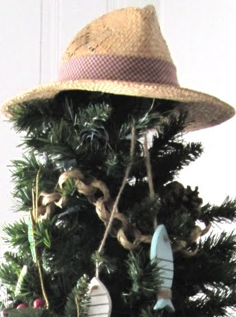 fish Christmas tree