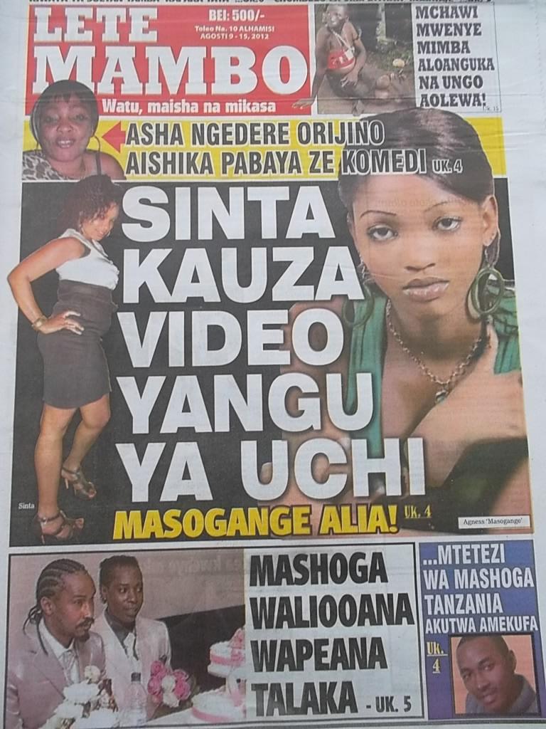 Picha Uchi Tanzania Videos Utupu Kamistad Celebrity Pictures Portal