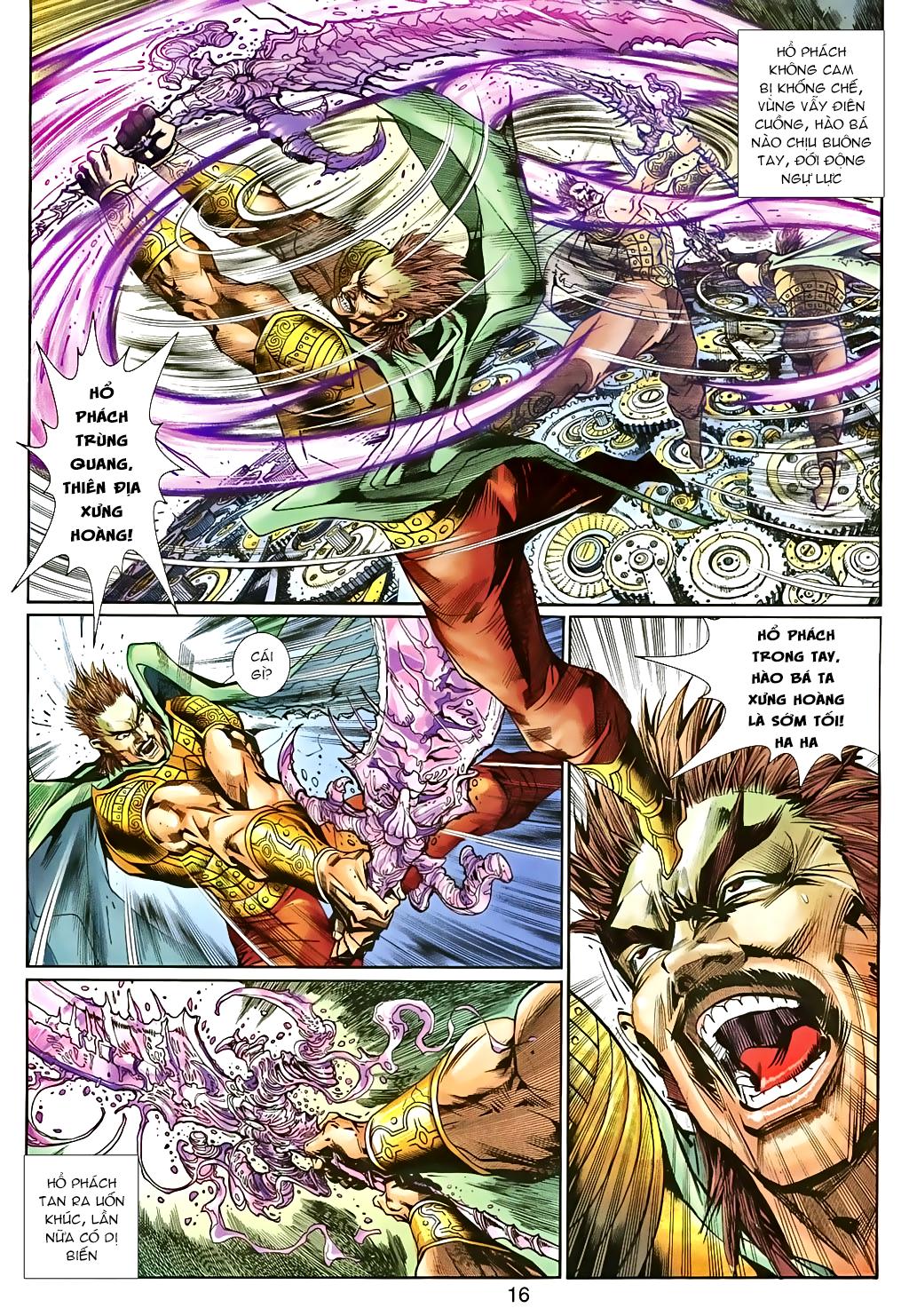 Thần binh huyền kỳ 3 - 3.5 tập 81 - 15