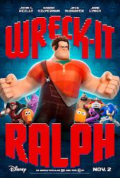 Phim Rap Phờ Đập Phá - Wreck-it Ralph