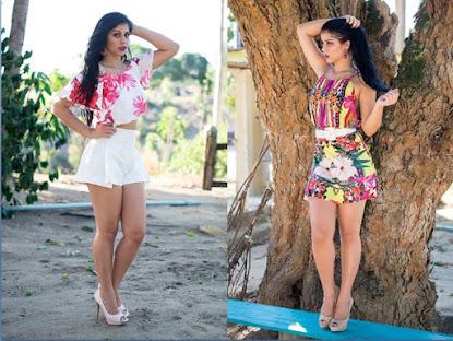 A modelo Thamy Araújo representará o Espírito Santo no Miss Brasil Unificado 2015 em BH