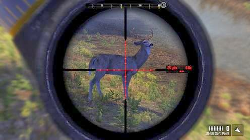 Gameplay Cabelas Big Game Hunter Pro Hunts