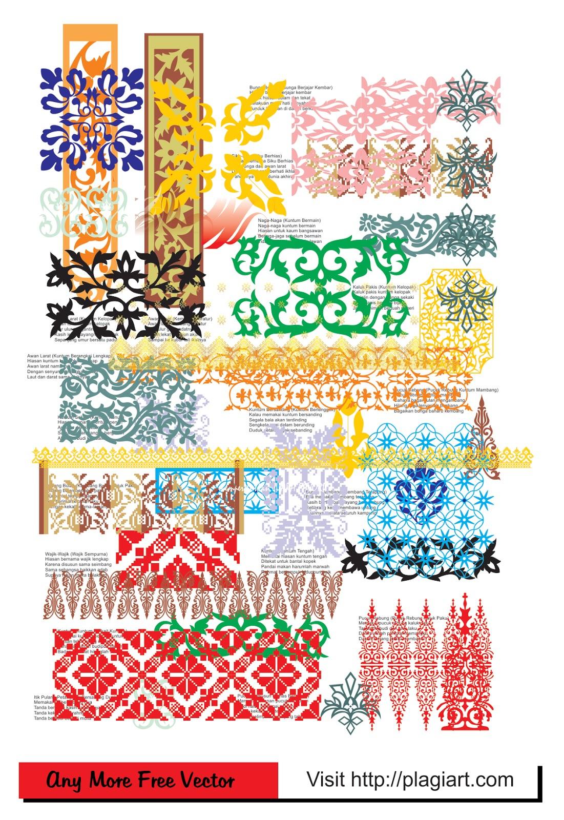Design Ukiran Vector File Free Download | Joy Studio Design Gallery ...