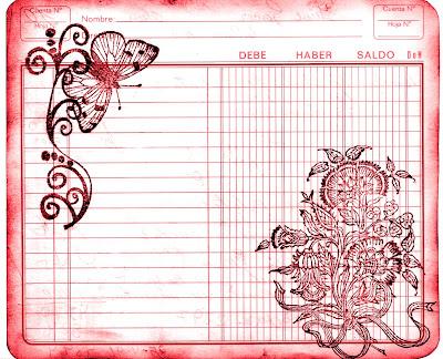 fondo vintage cuadernos de notas viejo scrapbooking
