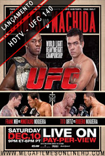 UFC 140: Jones vs. Machida 2011