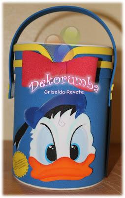 Cotillones del Pato Donald