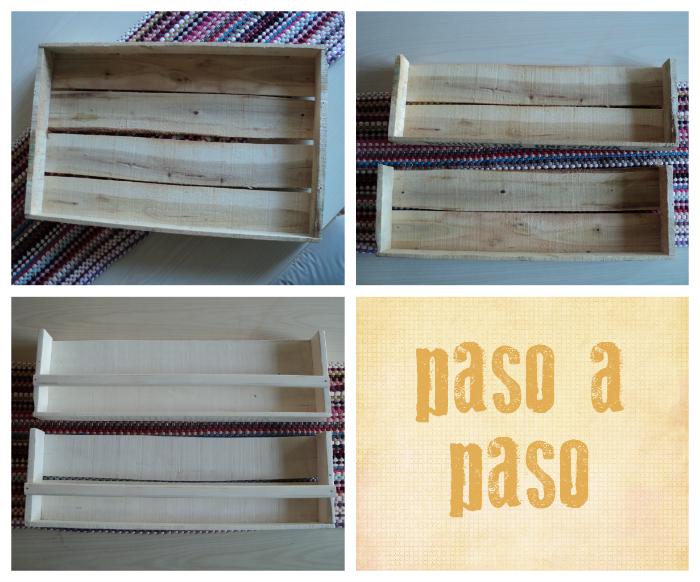 Hacer estantes para ba o - Ideas para reciclar unos palets ...