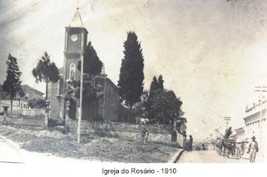 IGREJA DO ROSARIO EM 1910