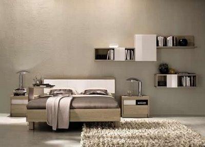 Dibawah ini adalah beberapa tips agar ruang tidur anda menjadi lebih