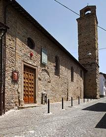 Il museo civico COLA FILOTESIO di Amatrice