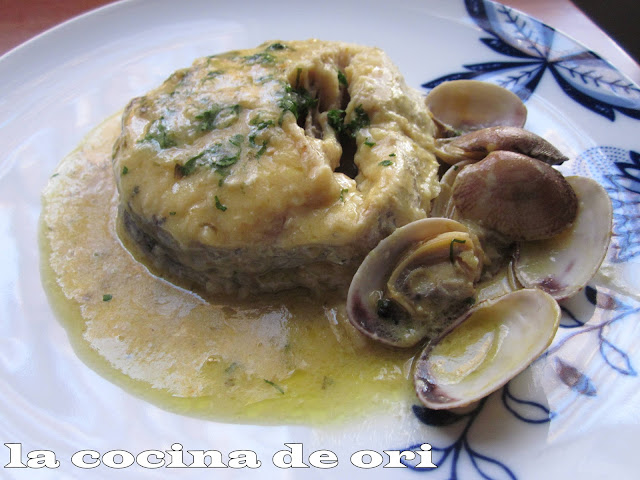 La Cocina De Ori Merluza A La Marinera Con Almejas