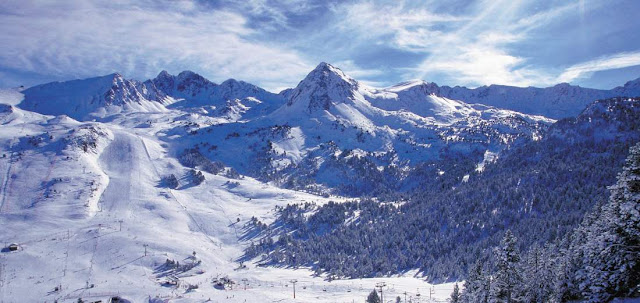 Andorra y los deportes de invierno