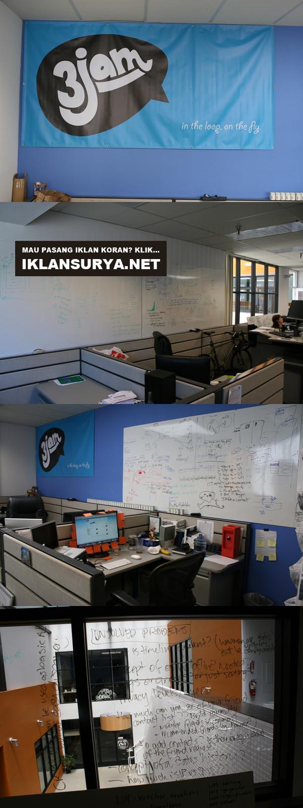 desain kantor pengembang komunikasi