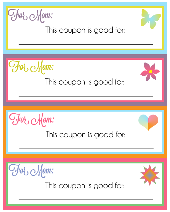 mothers day coupon book 1 mother s day coupon book Car Pictures