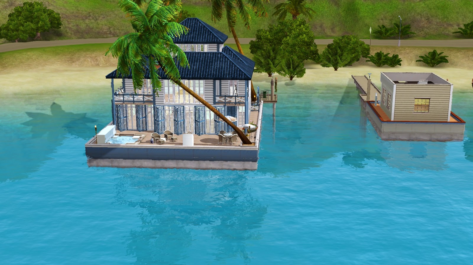 My little the sims 3 world sommer 2014 for Ful haus 6 25