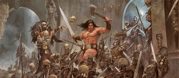 Conan Hyborian Quests gameplay video