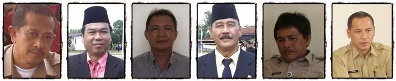 Kepala Dinas Pertambangan, Energi dan Lingkungan Hidup Kabupaten Ogan Ilir Periode Tahun 2004-2011