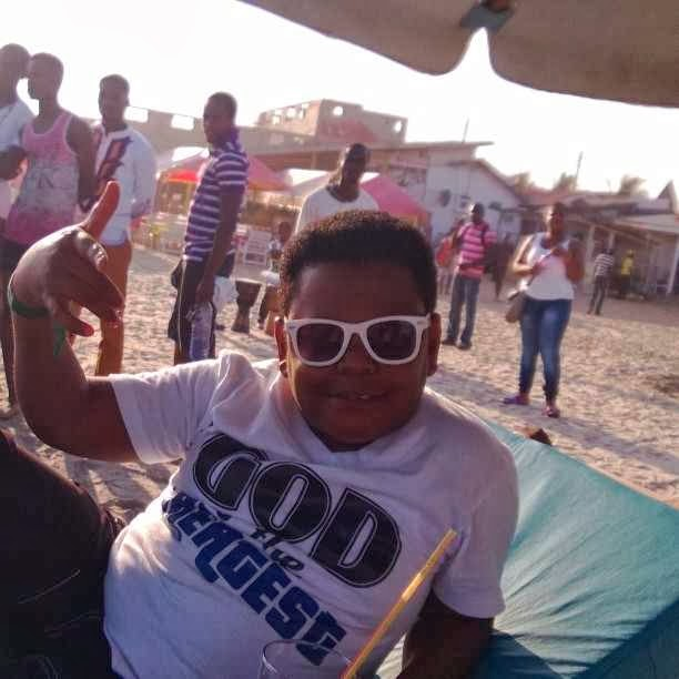 ACTOR OSITA IKEME 'PAWPAW' SHARES NEW PICTURES