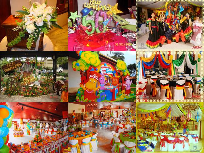 Fiestas tem ticas fotos - Fiesta infantil tematica ...