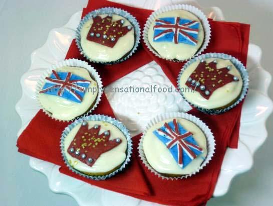 simply.food: Jubilee Lemon cup cakes.