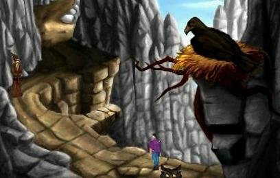 Game Pertualangan King's Quest III To Heir is Human