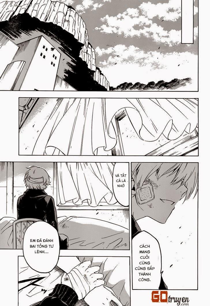 xem truyen moi - Akame ga kiru - Chapter 56