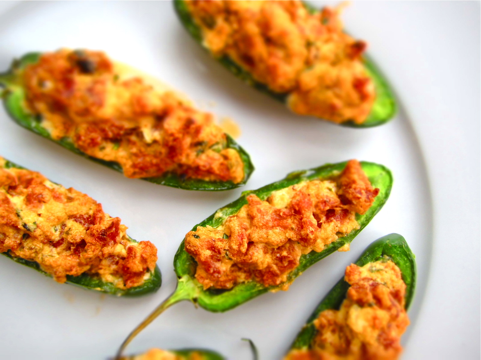 Milk & Mode: Chorizo-Stuffed Jalapenos