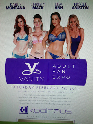 Adult Film Expo Toronto